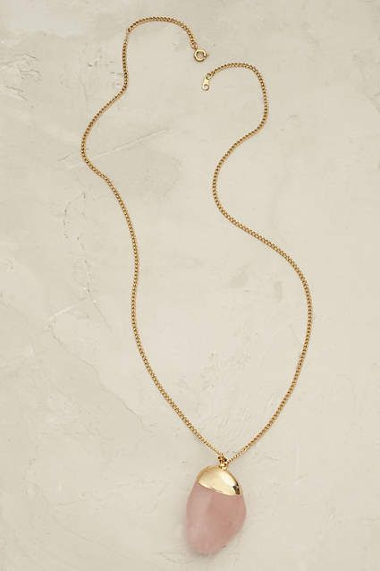 Tresor Pendant Necklace