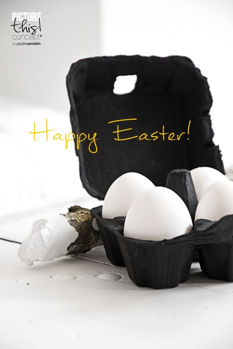 Happy Easter to everyone!