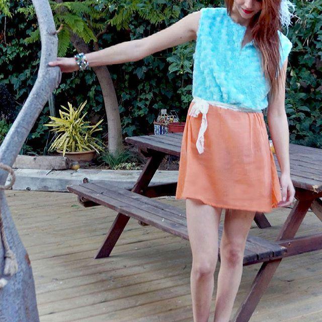 Valencia photoshoot.  #borshadesigns #borsha #photo #modelling #art #fashion #design #fabric #new #makeup #hair #dress #nature #Paterna #blue #orange
