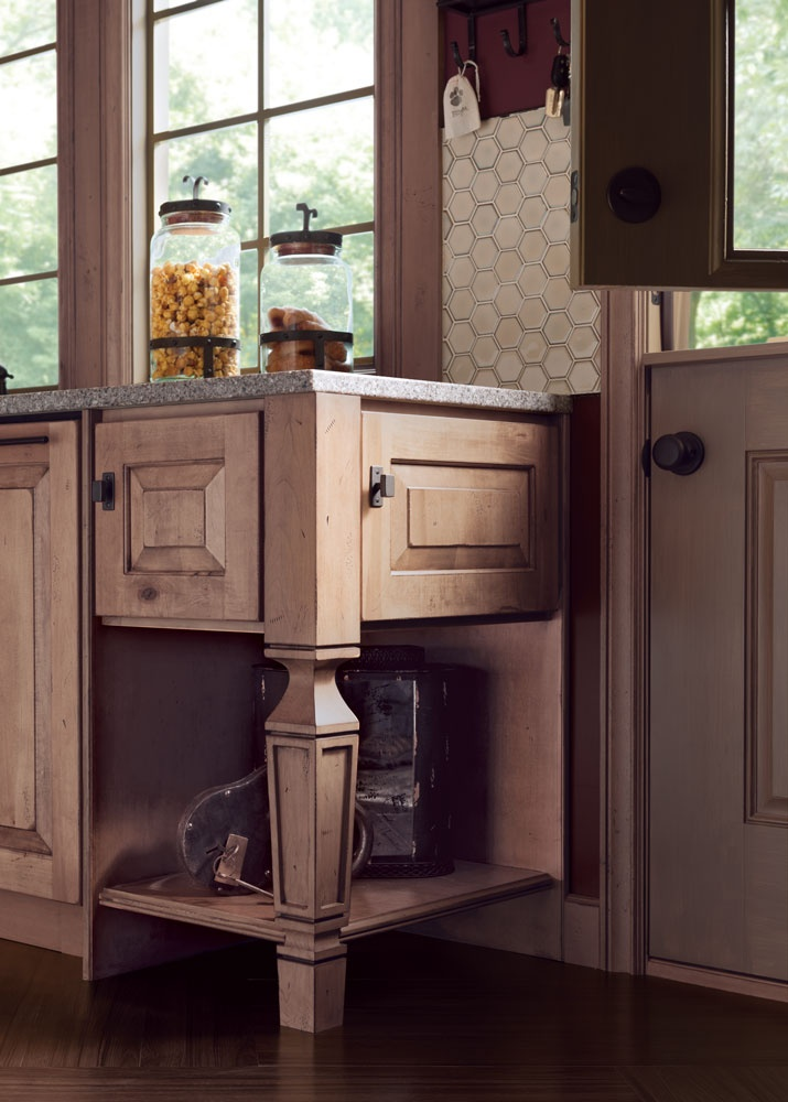 by kraftmaid on pinterest cherry kitchen cherries and oak kitchens