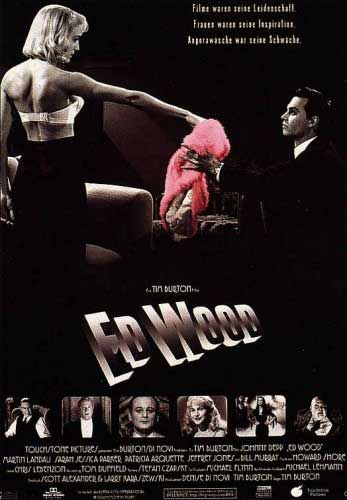 Ed Wood (1994)     127 min  -  Biography | Comedy | Drama