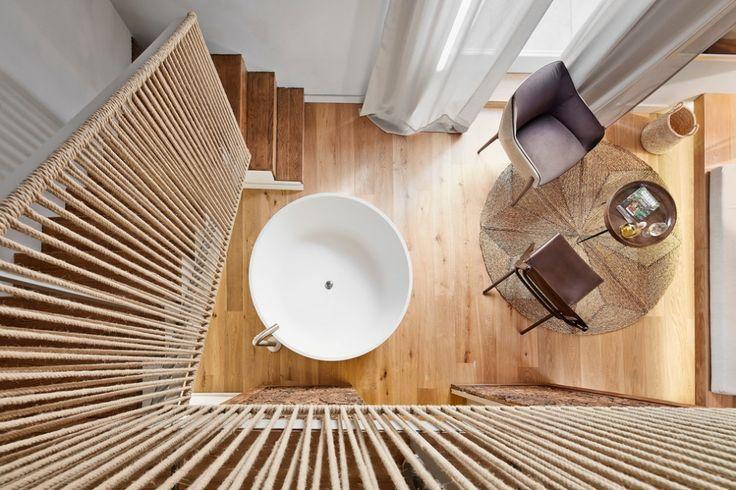 Puro Hotel Palma à Palma de Majorque par le studio de design OHLAB - Journal du Design