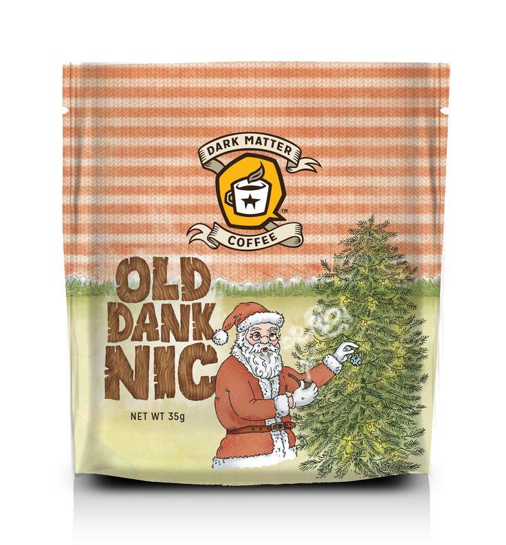 DMC Dark Matter Coffee: Pourover Pouches. 35 grams. ($3~$5 each)