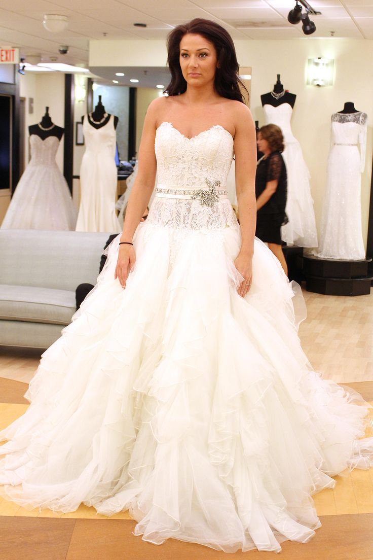 307 best say yes to the dress images on pinterest yes to the see the wedding gowns featured on say yes to the dress atlanta season take a look at our favorite dresses from the episode and even those that didnt make ombrellifo Gallery