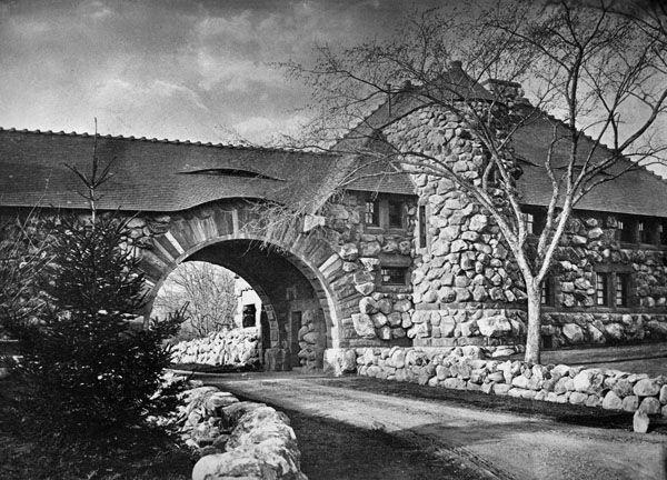 25 best henry hobson richardson images on pinterest for Richardson architect