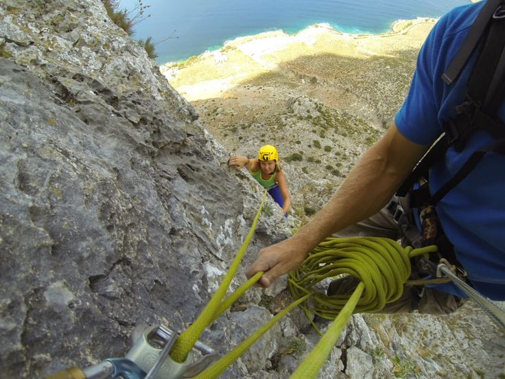 Fiiliksiä ja pientä reissukertomusta kesän 2014 Kalymnoksen reissulta:)