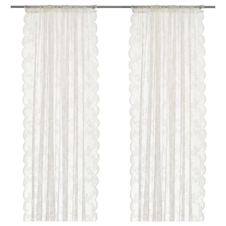 Oltre 25 fantastiche idee su bastone per tende su pinterest tende della cucina tende della - Aste per tende ikea ...