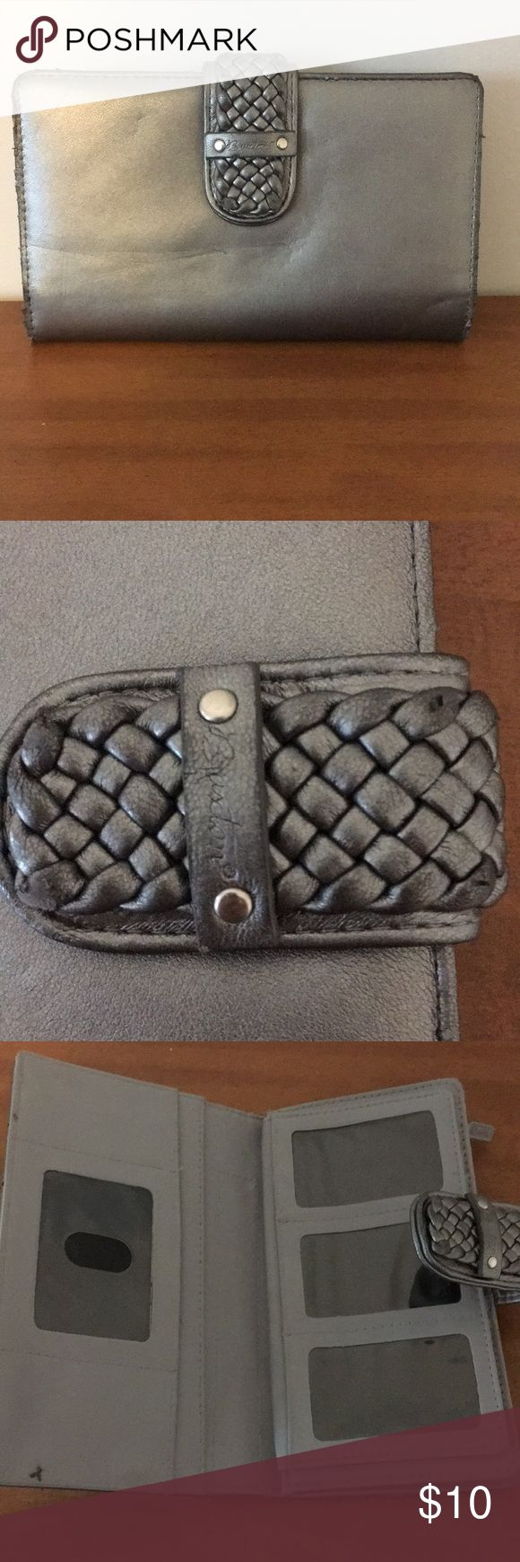 Buxton Wallet Used, so many pockets! buxton Bags Wallets