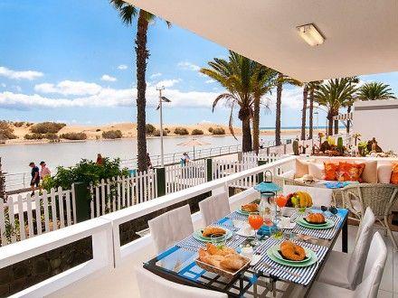 Ferienwohnung Maspalomas Beach Charca AB für 4 Personen  Details zur #Unterkunft unter https://www.fewoanzeigen24.com/spanien/islas-canarias/35100-maspalomas/ferienwohnung-mieten/40920:-346716510:0:mr2.html  #Holiday #Fewoportal #Urlaub #Reisen #Maspalomas #Ferienwohnung #Spanien