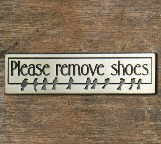 Best 25 No Shoes Sign Ideas On Pinterest Your Shoes No