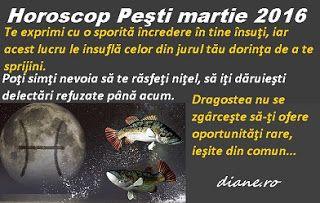 diane.ro: Horoscop Peşti martie 2016