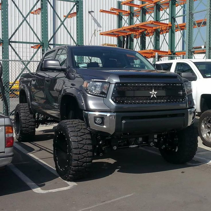 lifted toyota tundra for sale - Google Search