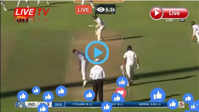 Live Cricket: IND vs SA | India vs South Africa 1st Test Day 2 Sony Ten 6th January 2018