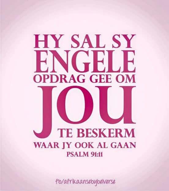 Engele... #Afrikaans #iBelieve #Fear