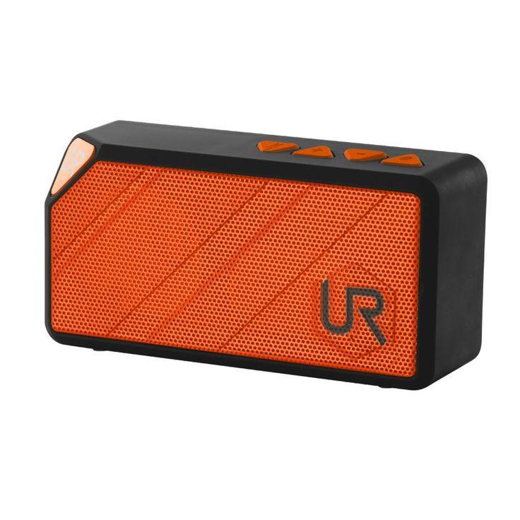 Ηχεία : Trust Yzo Bluetooth Wireless Speaker Orange 19855 : Ασύρματο, μικρών διαστάσεων ηχείο Bluetooth 2.0 για smartphone και tablet, με εμβέλεια 10μ. Για μουσική και επικοινωνία με ανοικτή συνομιλία! Κουμπιά ρύθμισης έντασης ήχου, ελέγχου μέσων και απάντησης.   Μόνο 25,40€ !!  #eldargr #Speakers #S