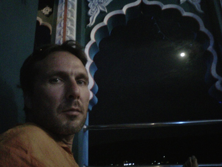 Full Moon in Pushkar