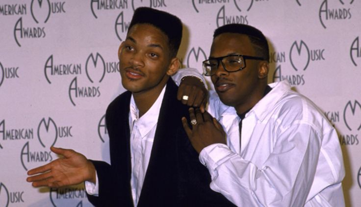 Will Smith Photo Gallery: Will Smith is a clean-cut teen, from his flat top haircut to his G-rated lyrics, when he debuts as part of the rap group 'DJ Jazzy Jeff and The Fresh Prince' in the late eighties.