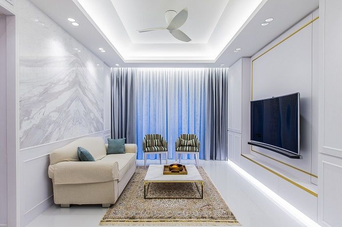 As possibly one of the best interior design company in Singapore, we take great pride in our work. We take on a bespoke approach, customising each detail and achieving designs tailored to suit you best.