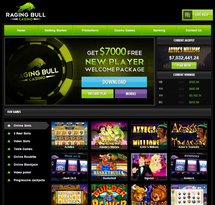 BEST European Online Casinos