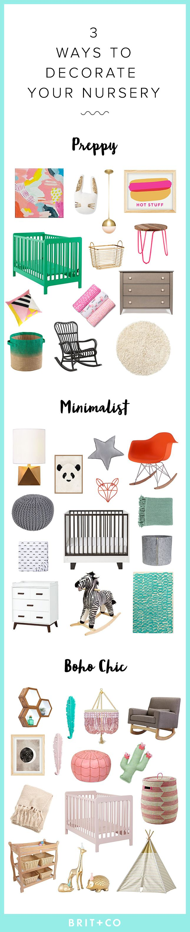 23 best Nursery Inspiration images on Pinterest | Babies nursery ...