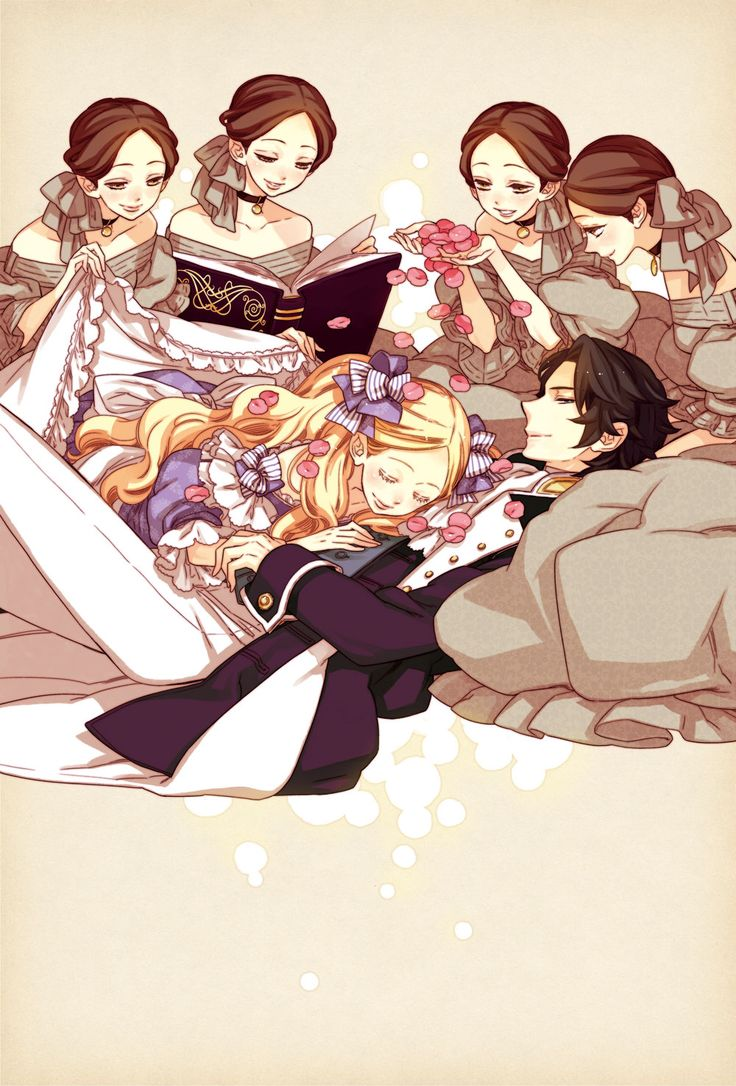 Title: ?? Artist: Hoshino Lily. Comment: This one make me think of an old fashioned tale. An exiled princess who is poor and has never known the life of the royal, falls for a stoic prince who know nothing of the life as a poor man, and then there's the several mother figures watching over them.