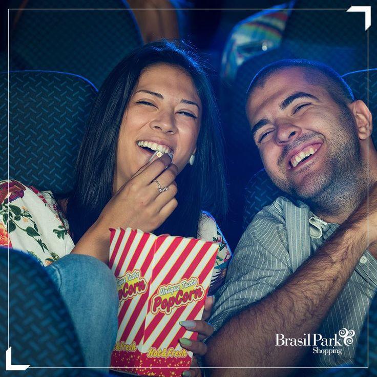 Esteja sempre atento ao que rola na programação dos nossos cinemas.   Os maiores sucessos de audiência passam aqui.  http://www.brasilparkshopping.com.br/cinema