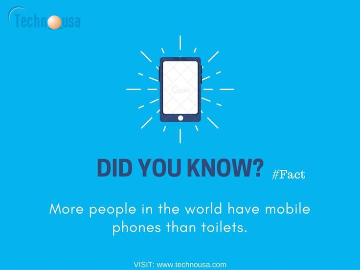 Mobile Phone - Facts
