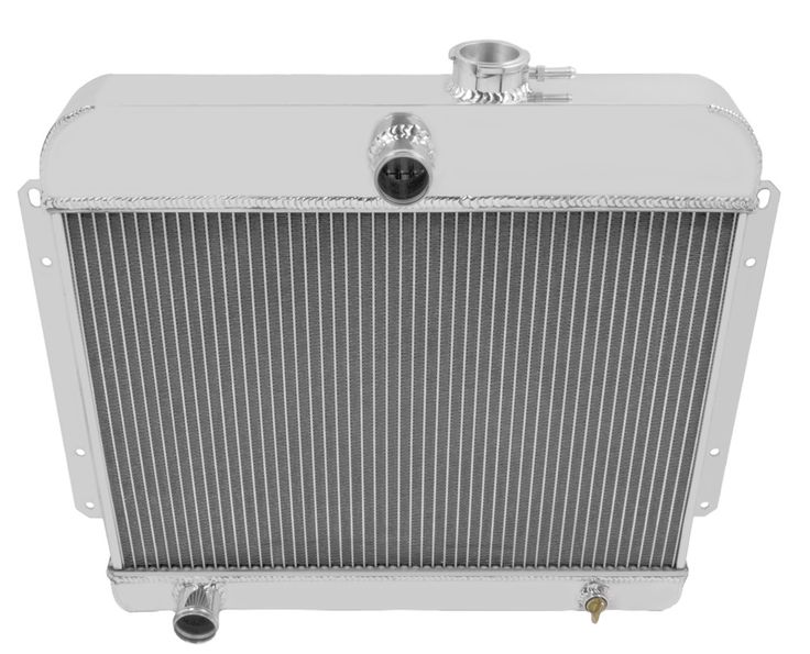 Champion Three Row All Aluminum Radiator for Willys Jeeps Trucks and Wagons CC4964