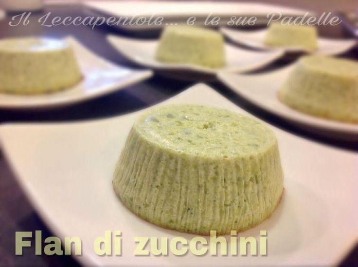 FLAN DI ZUCCHINI