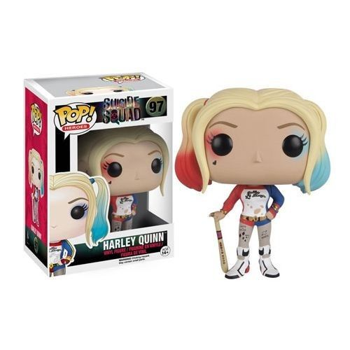 Harley Quinn Pop! figurine from Suicide Squad