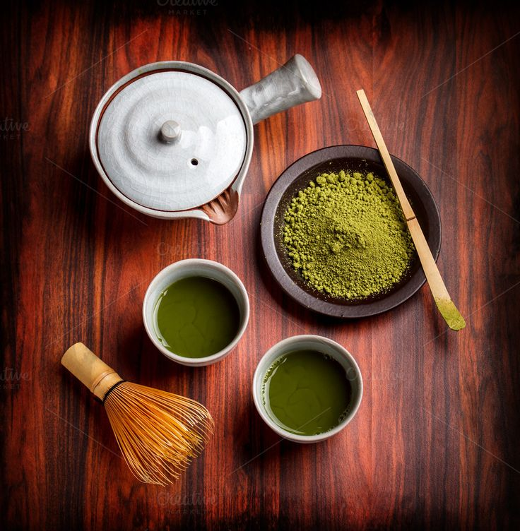 Japanese traditional tea