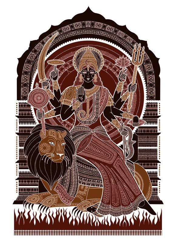 Hindu Gods and Goddesses - Poonam Mistry