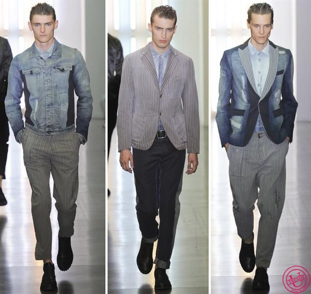 Летние джинсовые куртки пиджаки мужские