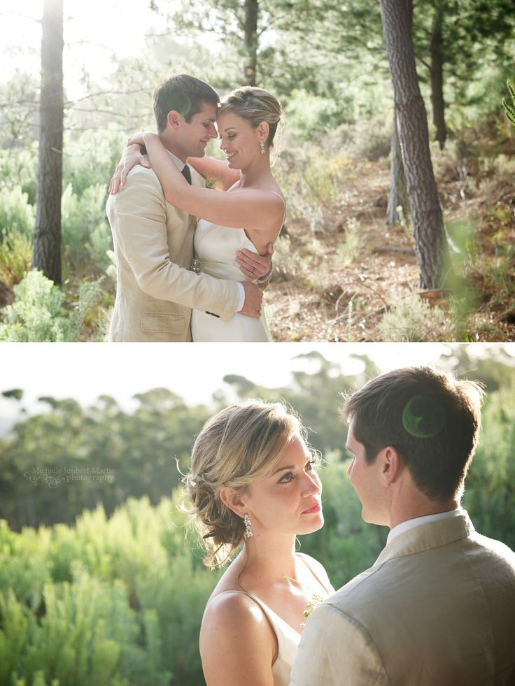Intimate destination wedding at Lalapanzi Lodge just below Sir Lowry's Pass, image by Somerset West based Wedding Photographer Michelle Joub...