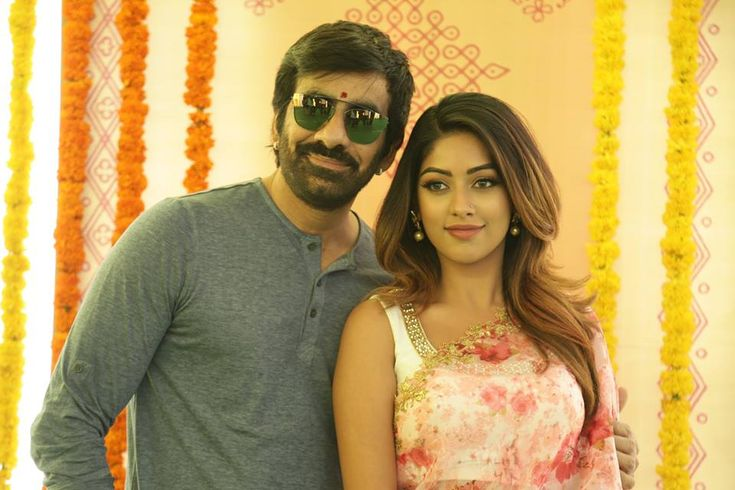 Ravi Teja's Amar Akbar Anthony Movie Opening Stills (1)