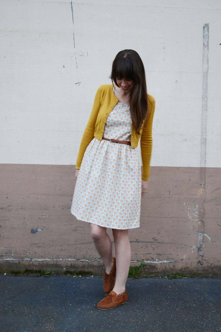 *Squeaky Swing: Outfit: Handgemachtes Sommerkleid