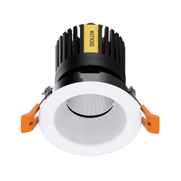 MagicDownlight LED Retraido Blanco