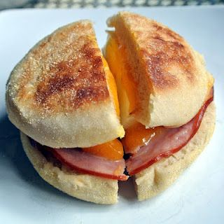 Make ahead and freeze gluten free breakfast egg mcmuffin recipe