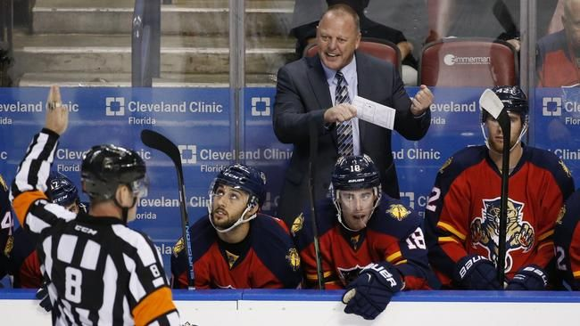 Panthers' Nick Bjugstad day-to-day with head injury;...: Panthers' Nick Bjugstad day-to-day with head… #JohnTavares #FloridaPanthers