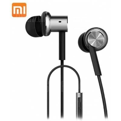 Share and Get It FREE Now | Join Gearbest |   Get YOUR FREE GB Points and Enjoy over 100,000 Top Products,Original Xiaomi Mi IV Hybrid Dual Drivers Earphones