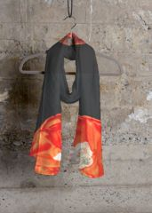 Cashmere Silk Scarf - stillness and peace by VIDA VIDA 1U4g3