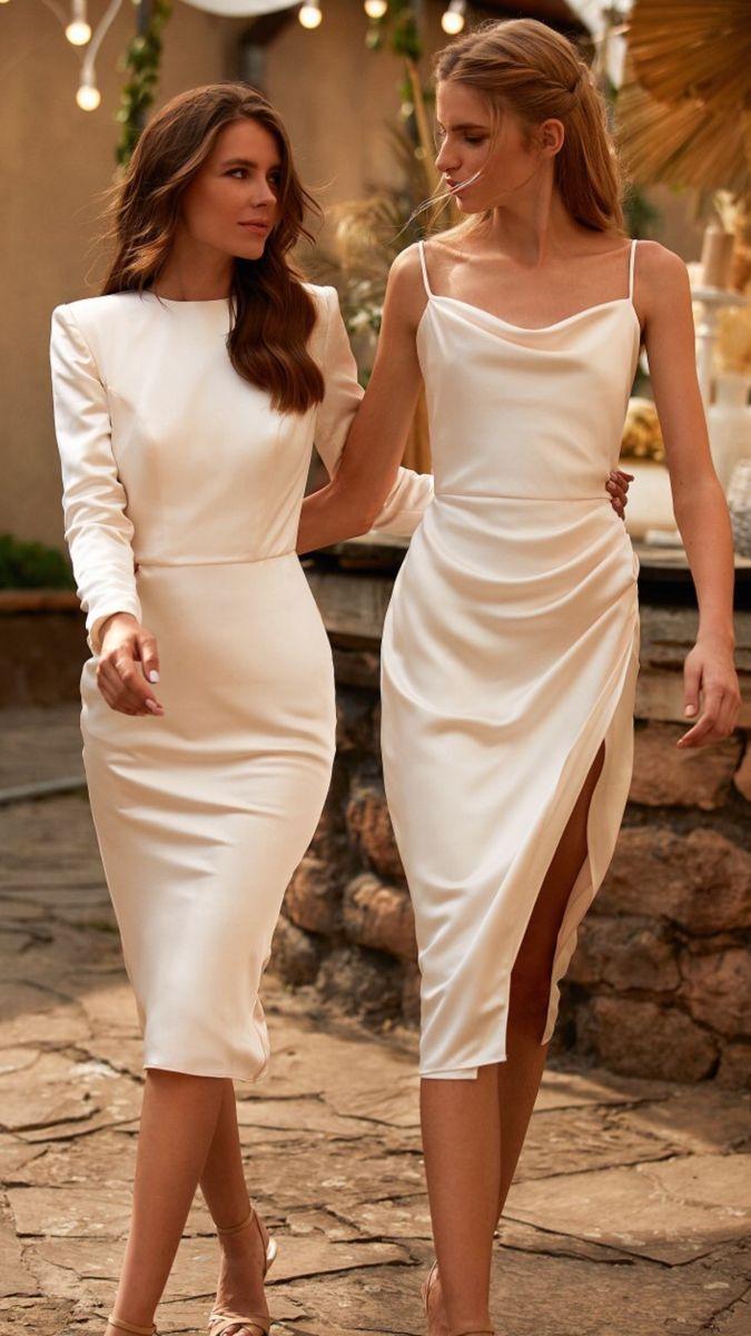 Wedding Guest Dresses For Every Season And Style Elegant Dresses Long Elegant White Dress Evening Dresses Elegant Classy [ 1200 x 675 Pixel ]