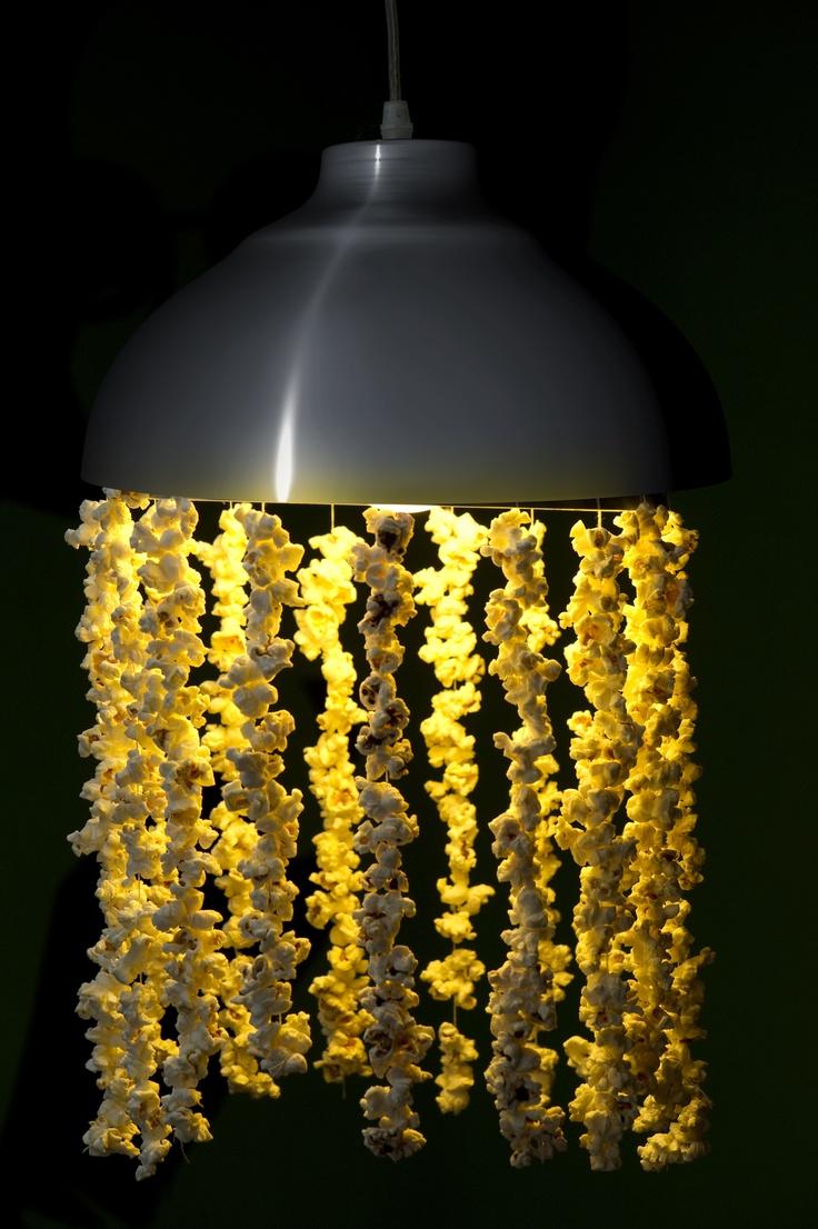 Lámpara de Palomitas de Maíz.