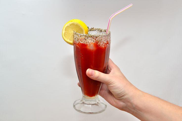 How to Make a Caesar Drink -- via wikiHow.com