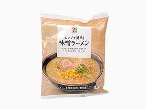 味噌ラーメン 100円