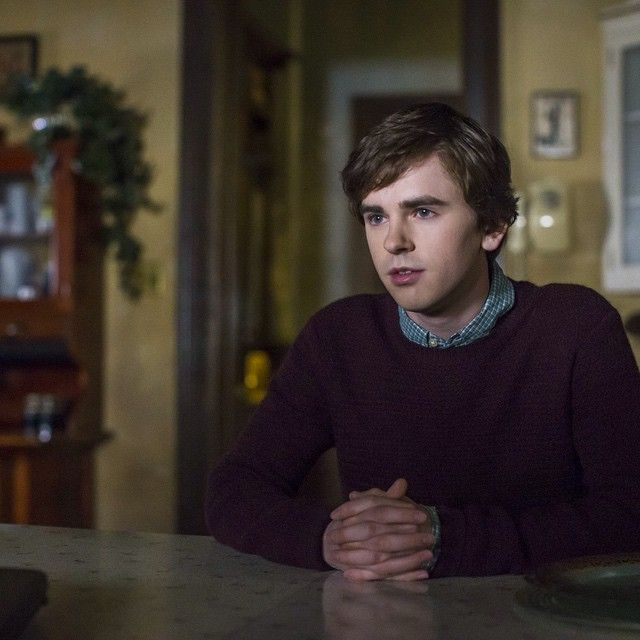 192 best bates motel images on pinterest freddie for Freddie highmore movies and tv shows