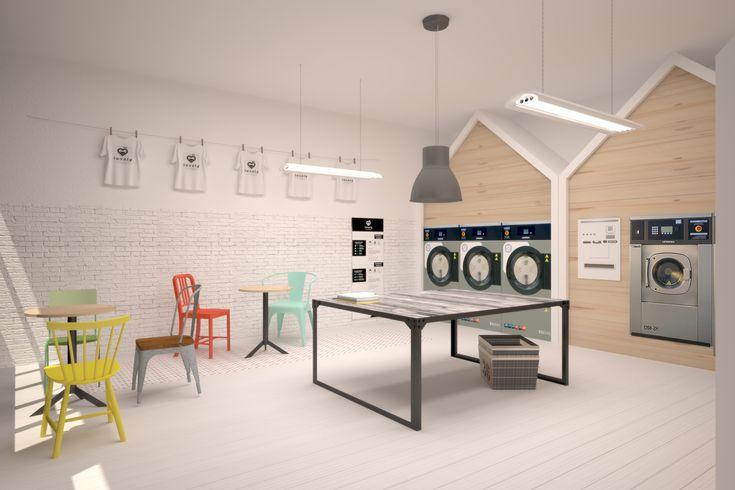 """""""Lovely Laundry®... más que una lavandería bonita""""  """" Lovely Laundry®... Un servicio excelente para tu ropa, un lugar acogedor para ti """""""
