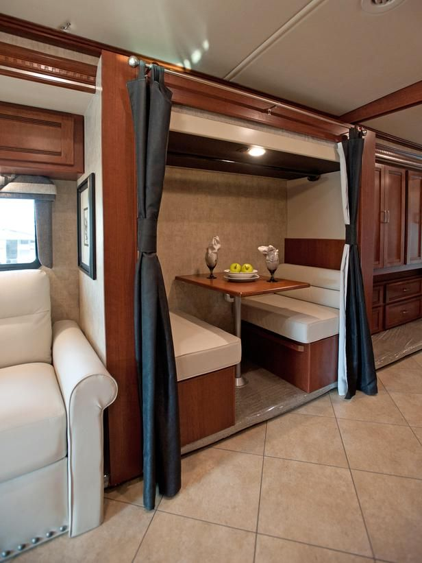 Luxury Motorhomes With Bunk Beds Silverado - three bunk beds , king ...