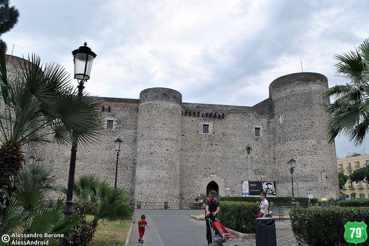 Castello Ursino #Catania #Sicilia #Italia #Italy #Viaggio #Viaggiare #Travel #AlwaysOnTheRoad