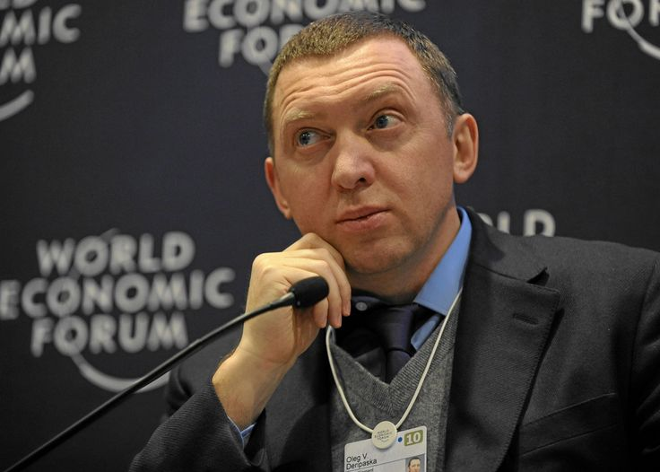 Oleg Vladimirovich Deripaska (born 1968) is founder and owner of one of the largest Russian industrial groups Basic Element company, President of En+ Group and United Company RUSAL, the largest aluminium company in the world. As of 2015, Deripaska is estimated to have a net worth of US$3.5 billion.